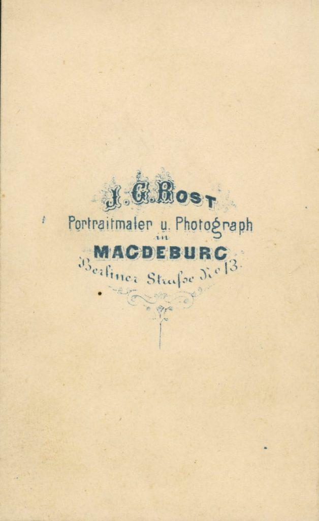 J. G. Rost - Magdeburg