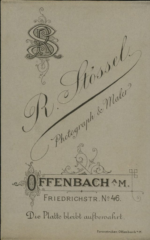 R. Stössel - Offenbach