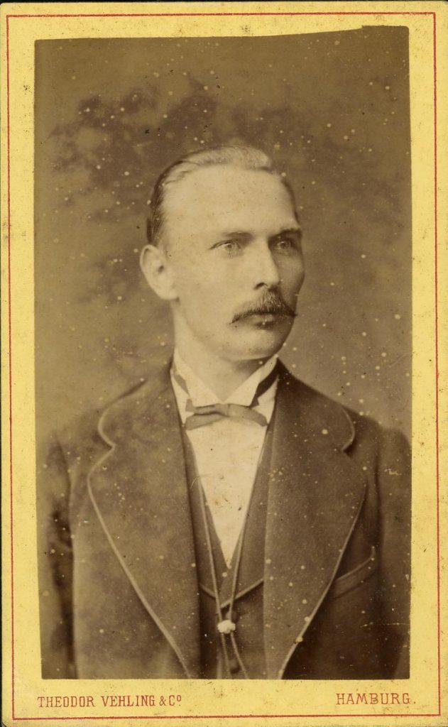 Theodor Vehling - Hamburg