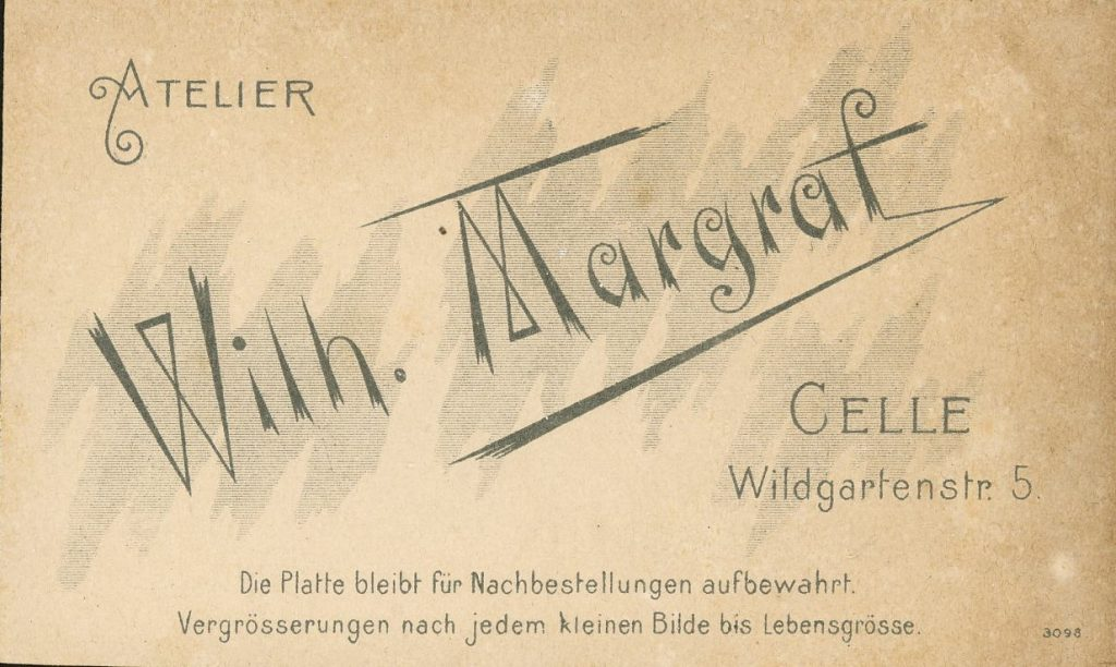 Wilh. Margraf - Celle