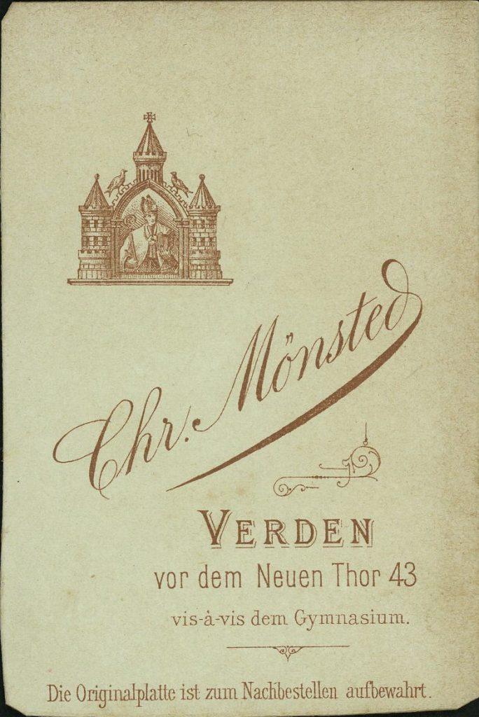 Chr. Mönsted - Verden