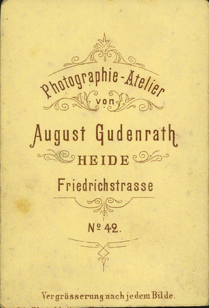 August Gudenrath - Heide