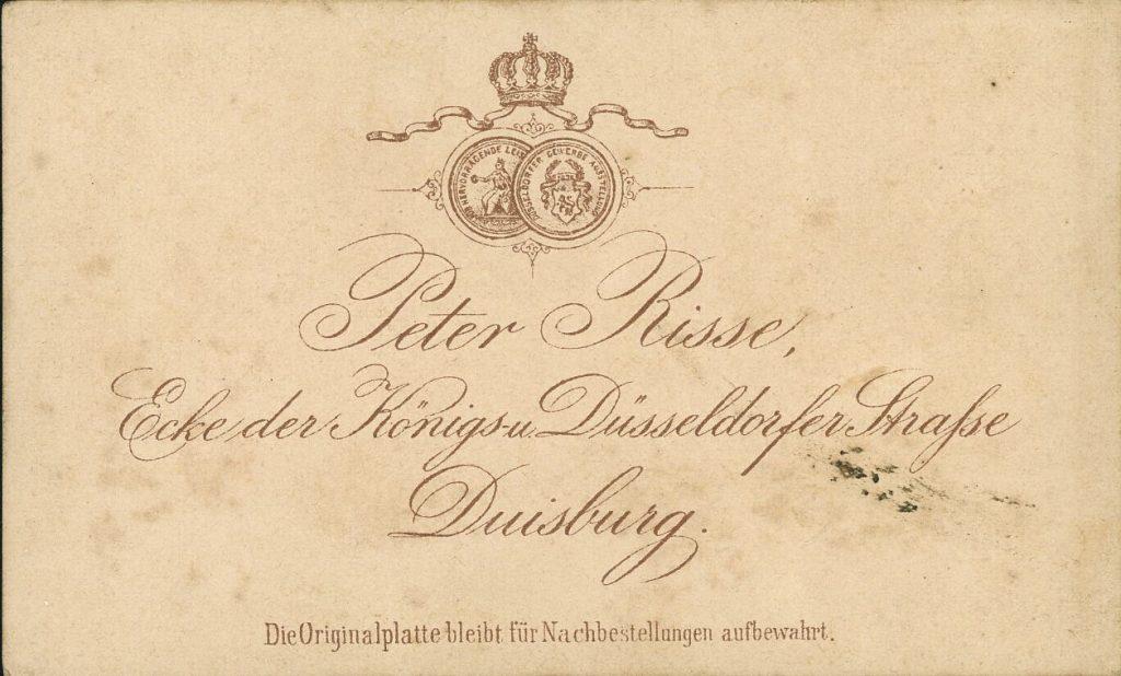 Peter Risse - Duisburg