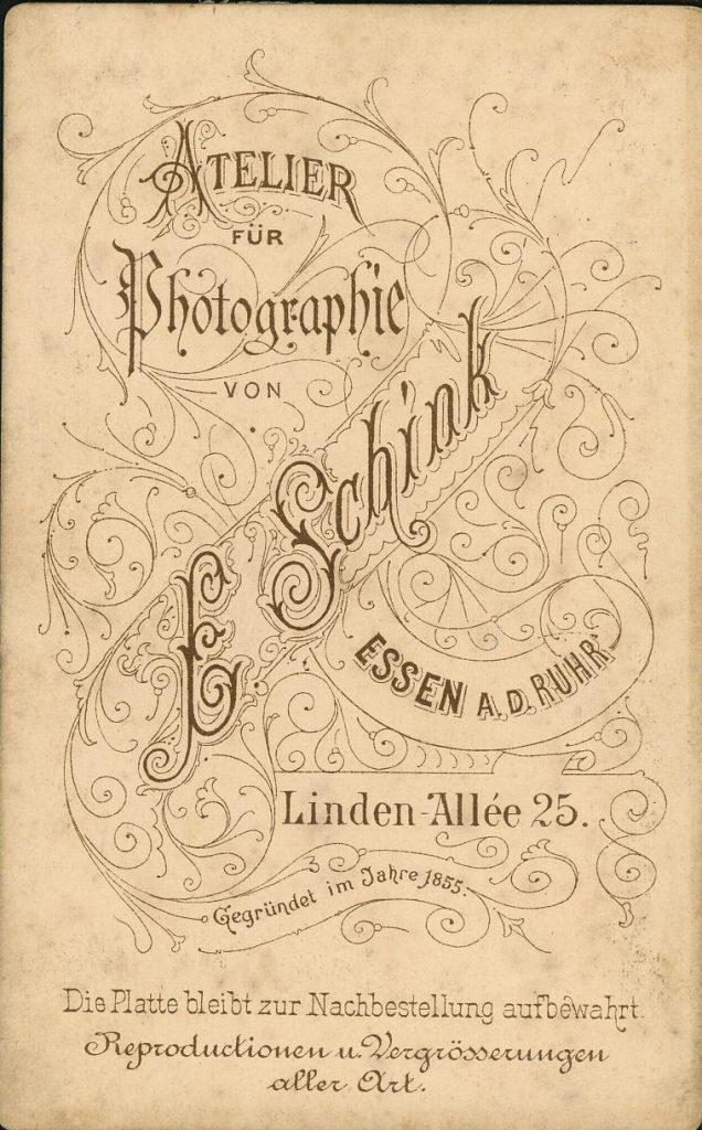 E. Schink - Essen