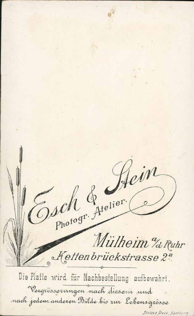 Esch - Stein - Mülheim