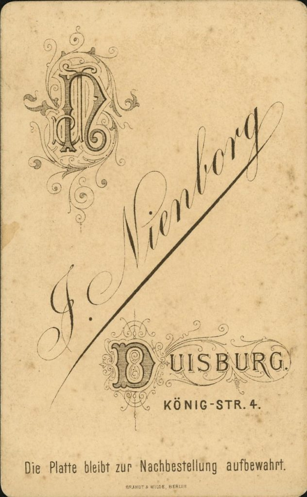 J. Nienborg - Duisburg