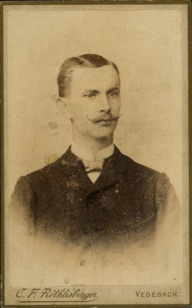 C. F. Röthlisberger - Vegesack