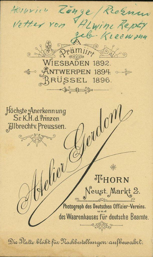 Gerdom - Thorn