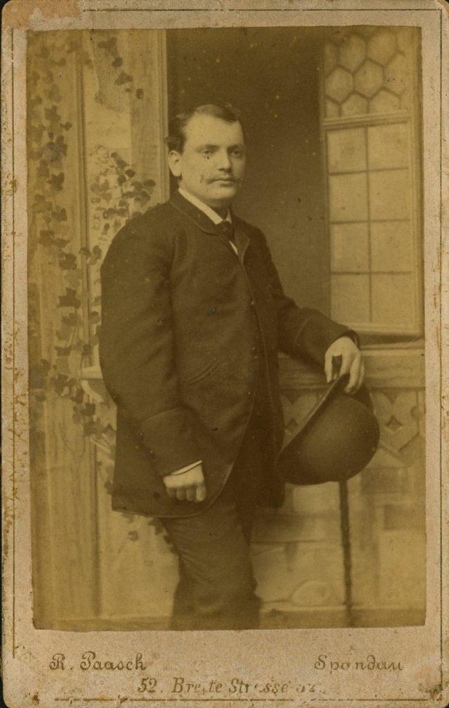 R. Paasch - Spandau