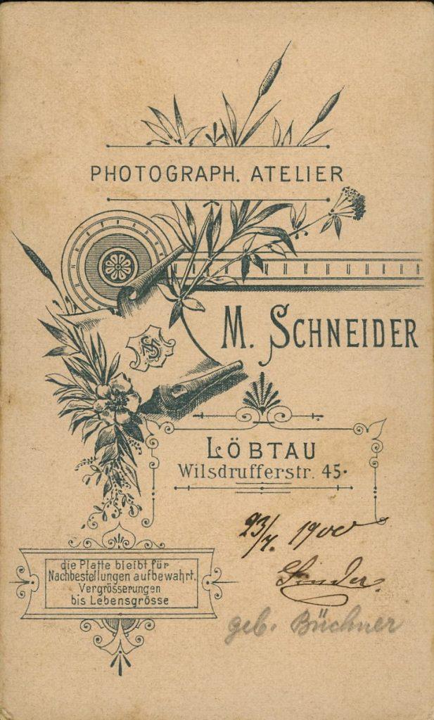 M. Schneider - Löbtau