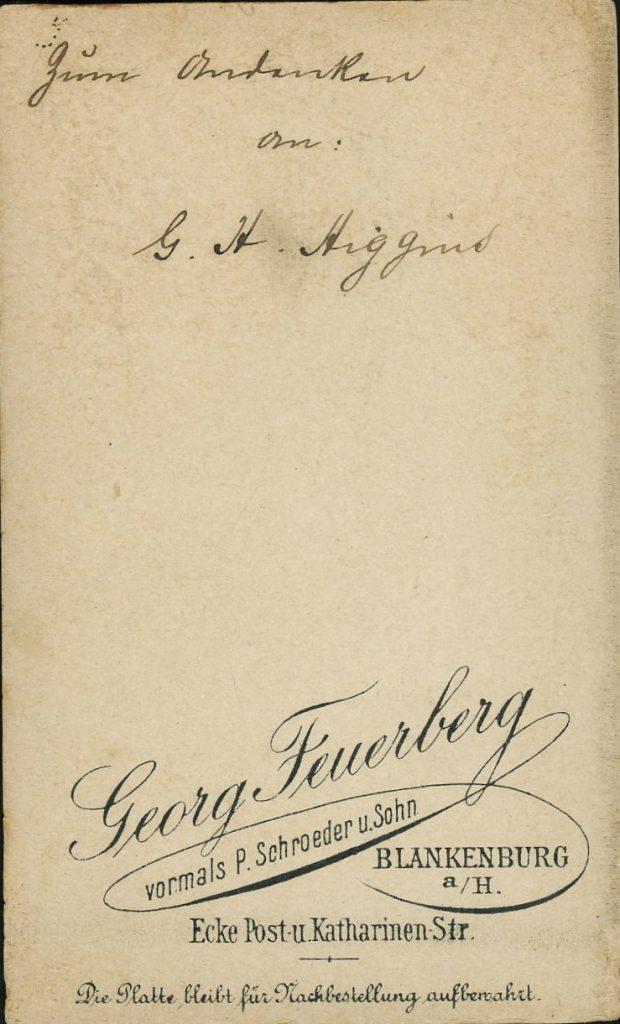 Georg Feuerberg - Blankenburg