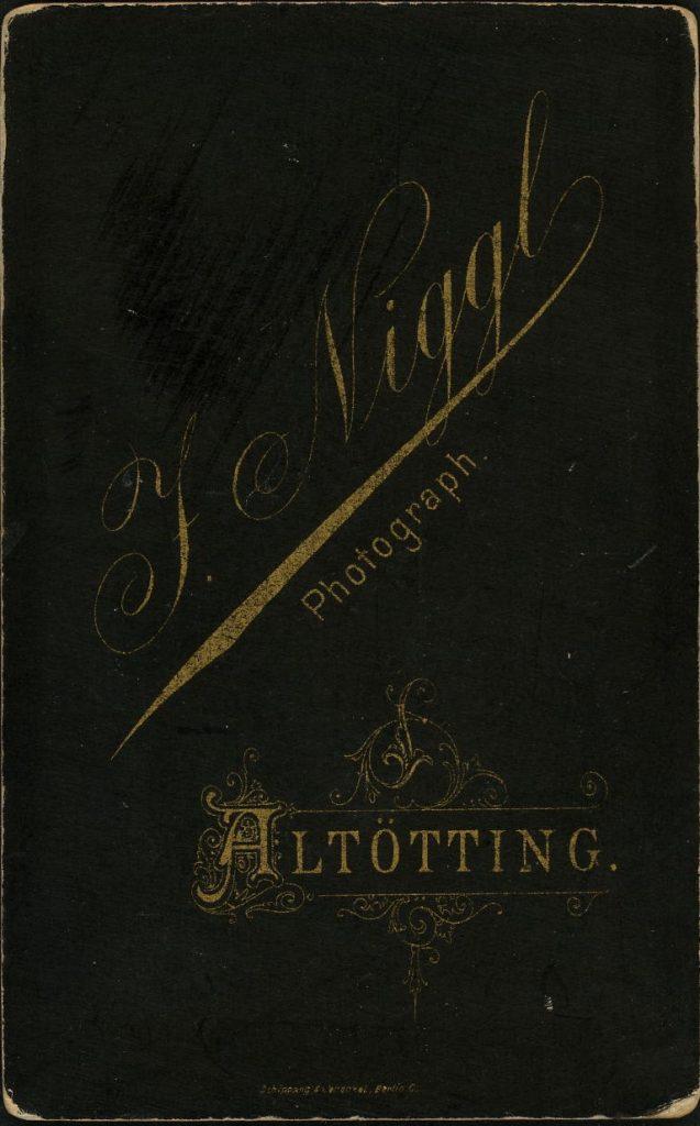 F. Niggl - Altötting