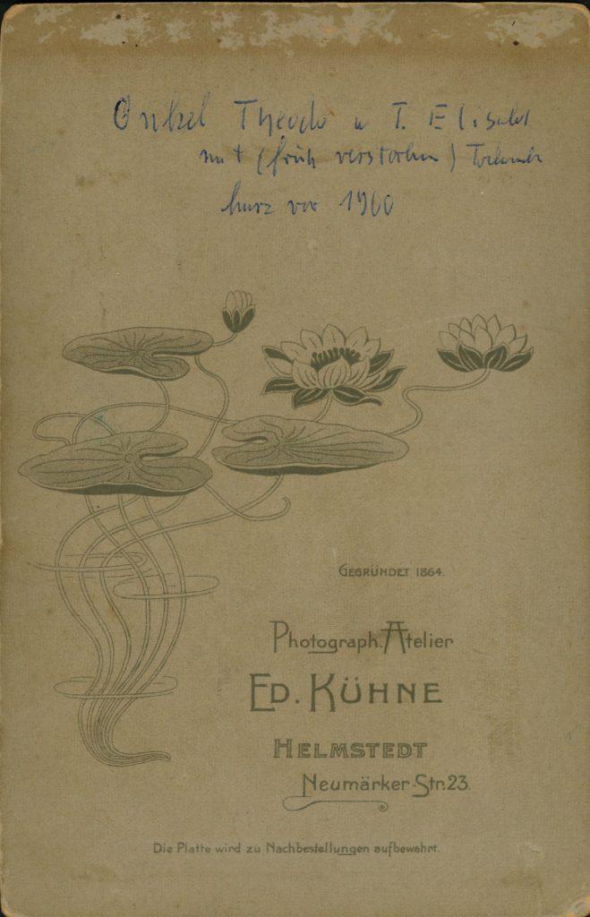 Ed. Kühne - Helmstedt