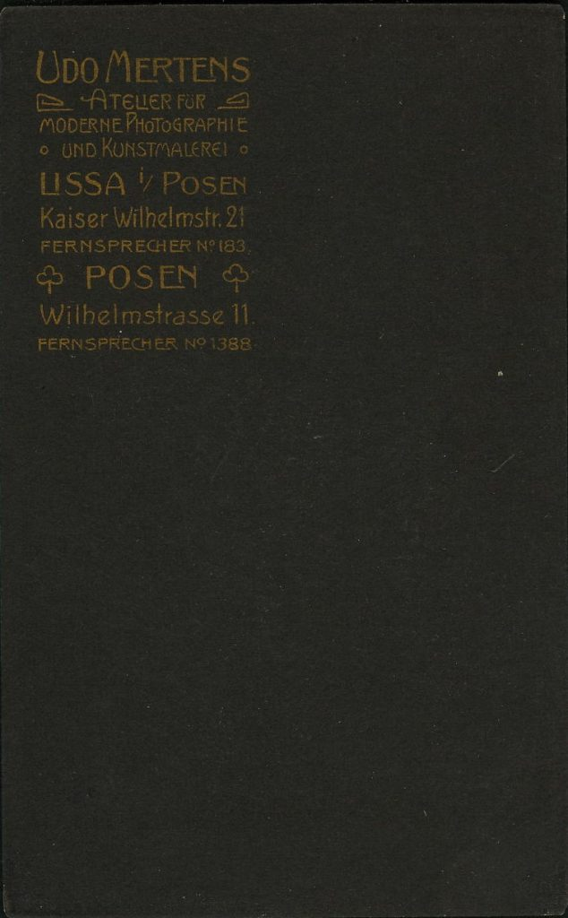 Udo Mertens - Lissa - Posen