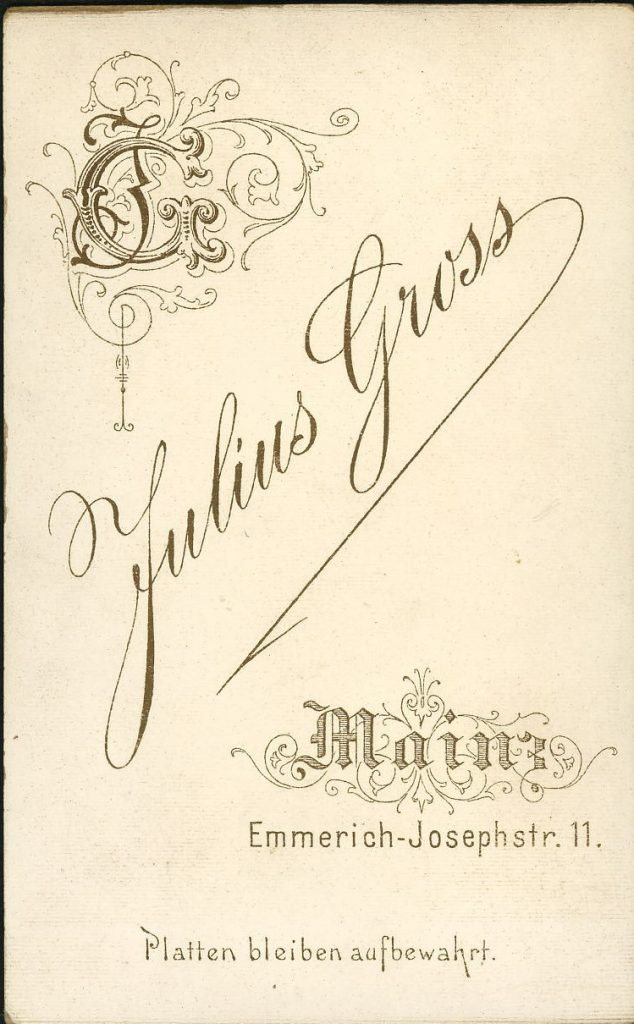 Julius Gross - Mainz