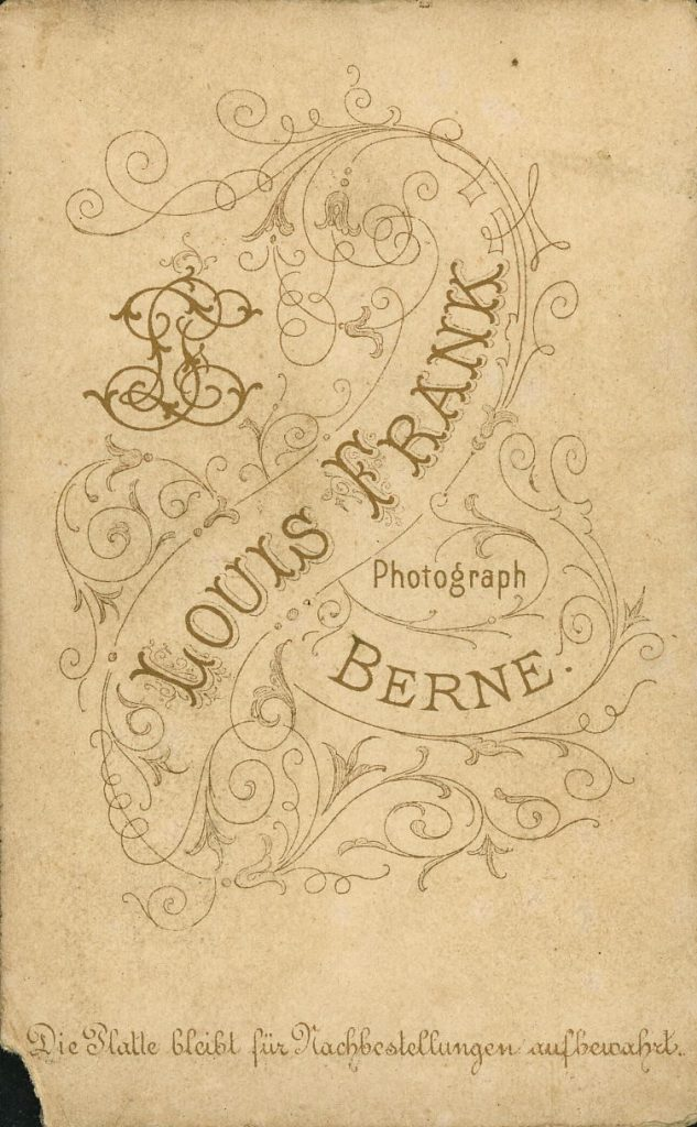 Louis Frank - Berne
