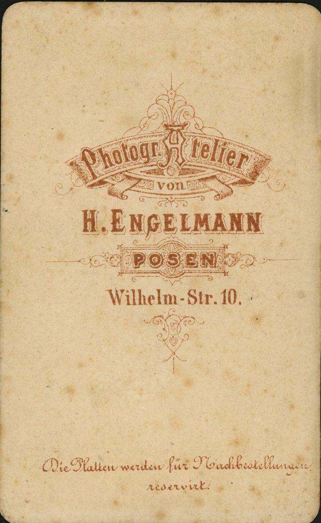H. Engelmann - Posen