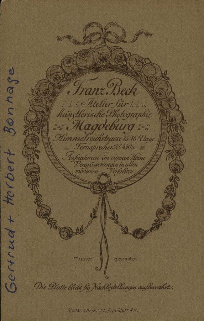 Franz Beck - Magdeburg
