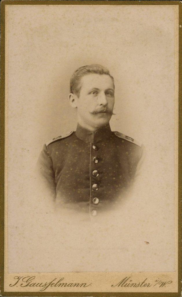 Joseph Gausselmann - Münster i.W.