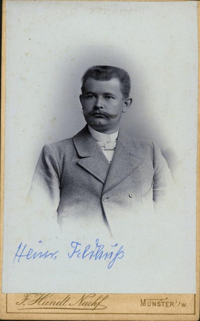 F. Hundt - Hülswitt - Münster