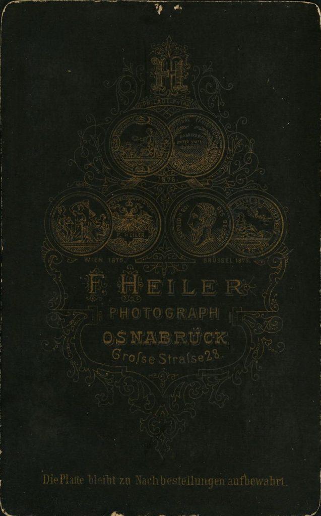 F. Heiler - Osnabrück
