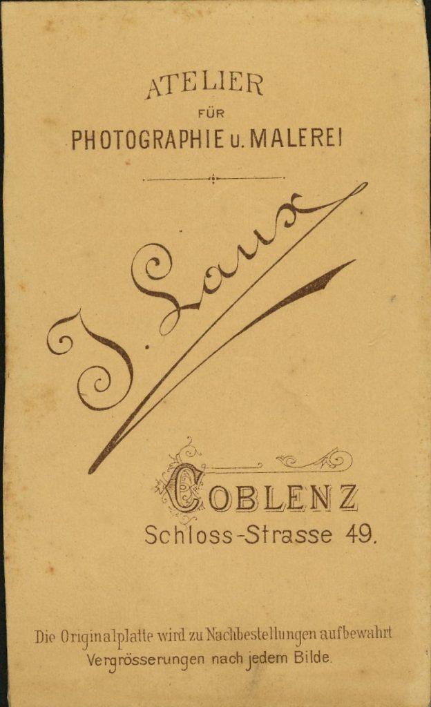 J. Laux - Coblenz