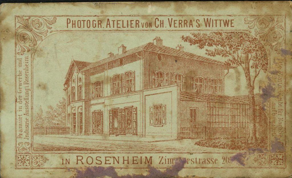 Ch. Verra - Rosenheim
