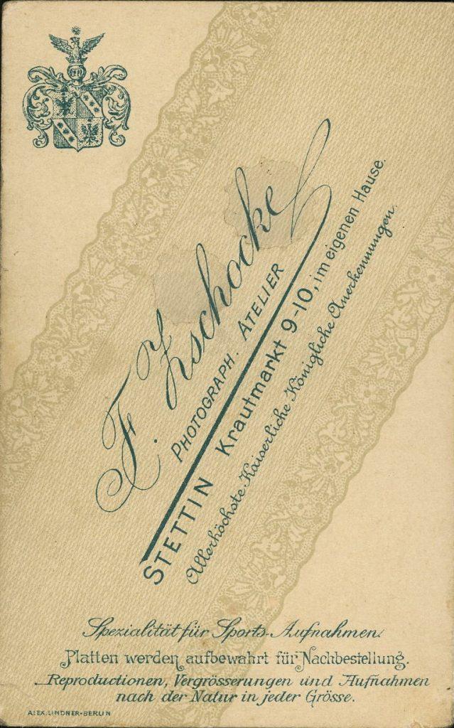 F. Zschocke - Stettin