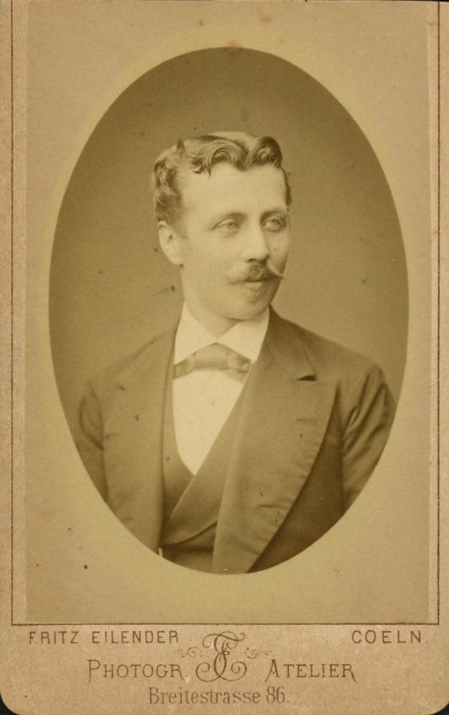 Fritz Eilender - Coeln