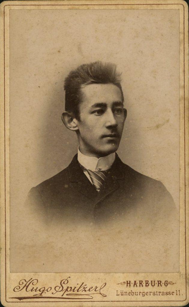 Hugo Spitzer - Harburg