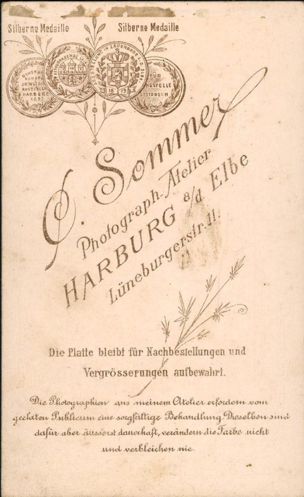 C. Sommer - Harburg