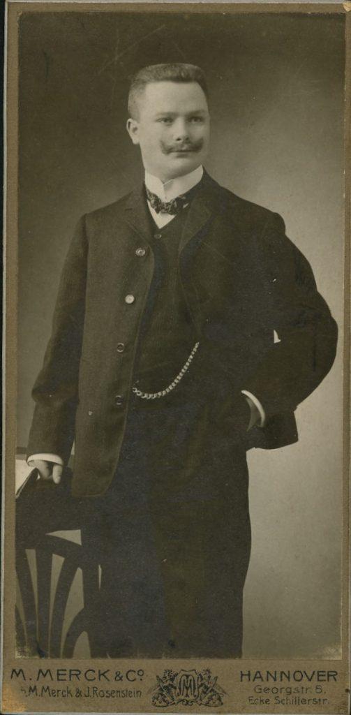 M. Merck - J. Rosenstein - Hannover