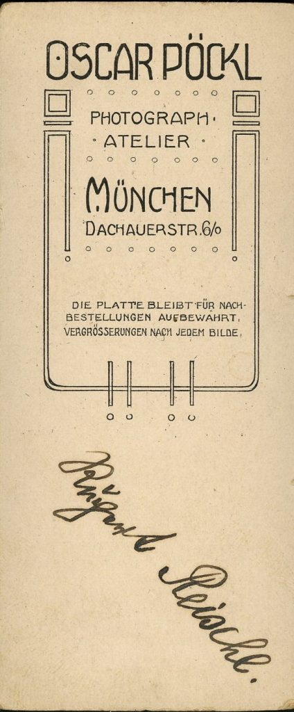 Oscar Pöckl - München