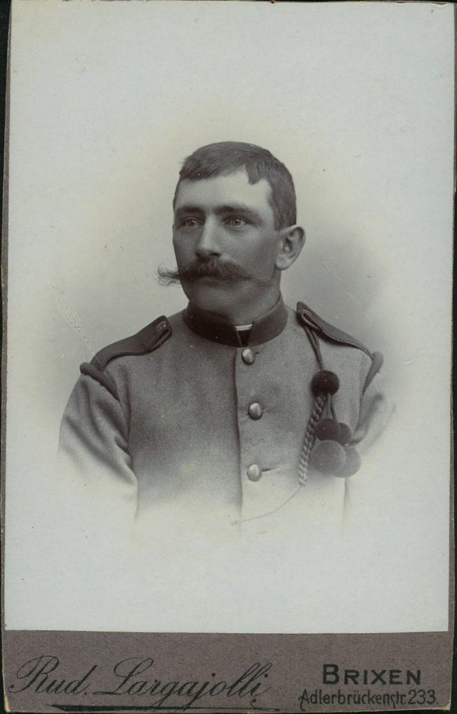 Rudolf Largajolli - Brixen