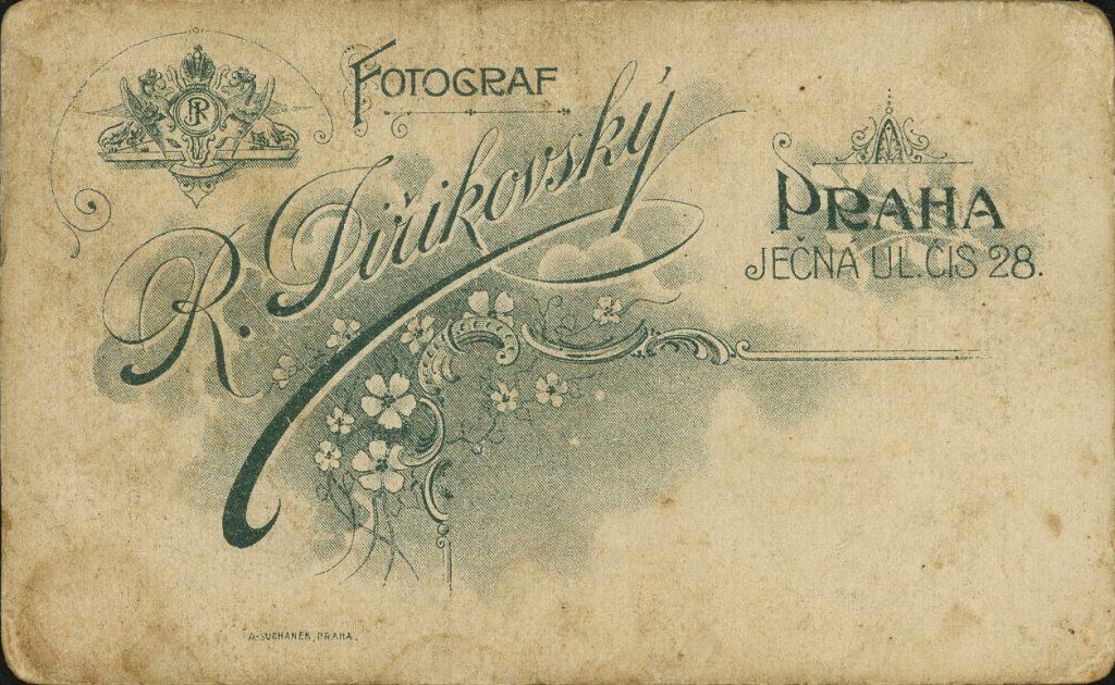 R. Jirikowsky - Praha