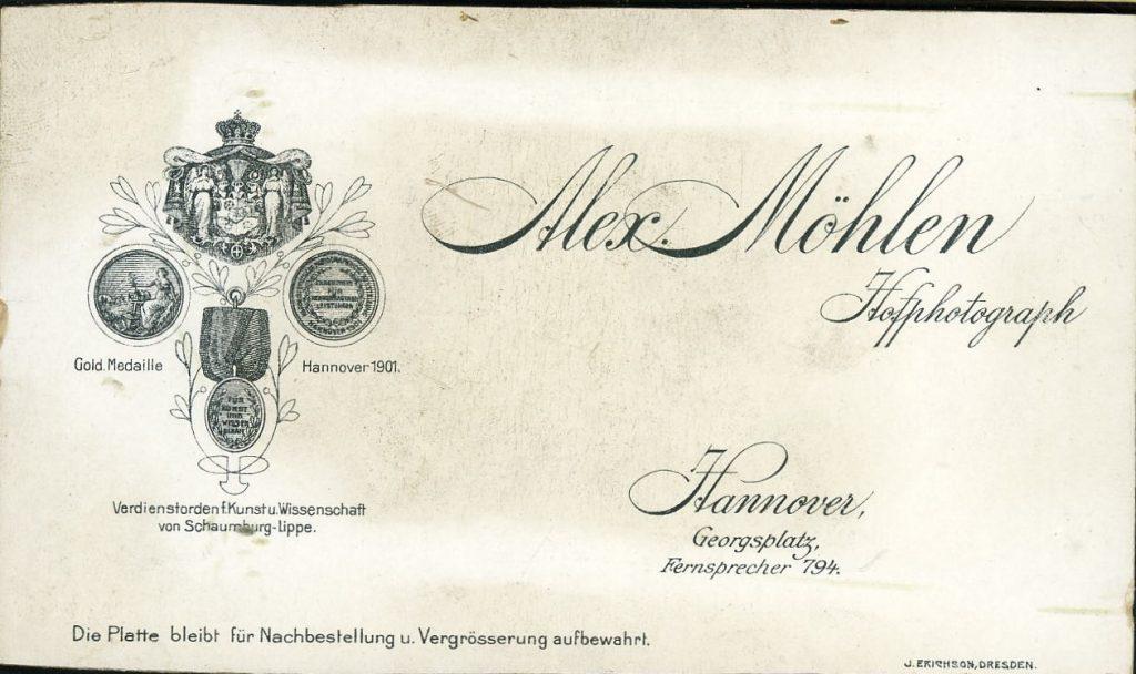 Alex Möhlen - Hannover