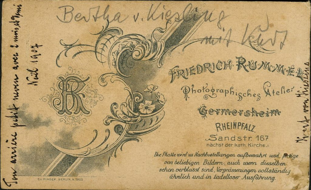 Friedrich Rummel - Germersheim