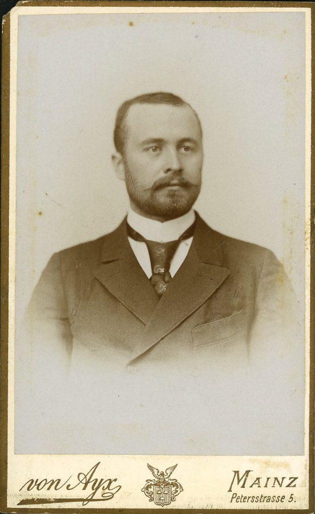 H. von Ayx - Mainz