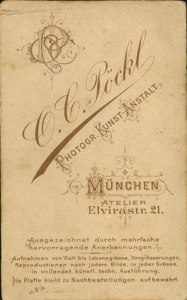 O. C. Pöckl - München
