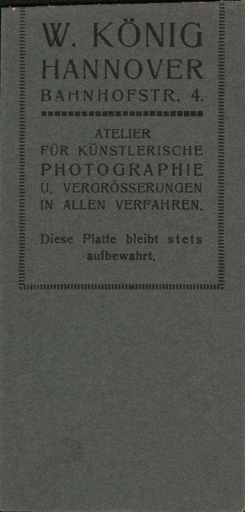 W. König - Hannover