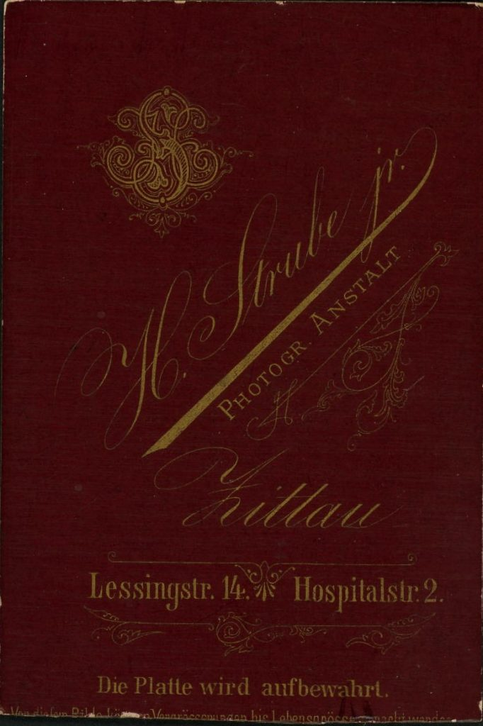H. Strube - Zittau