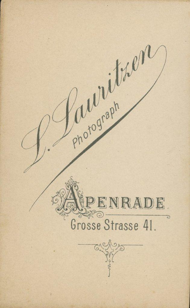 L. Lauritzen - Apenrade
