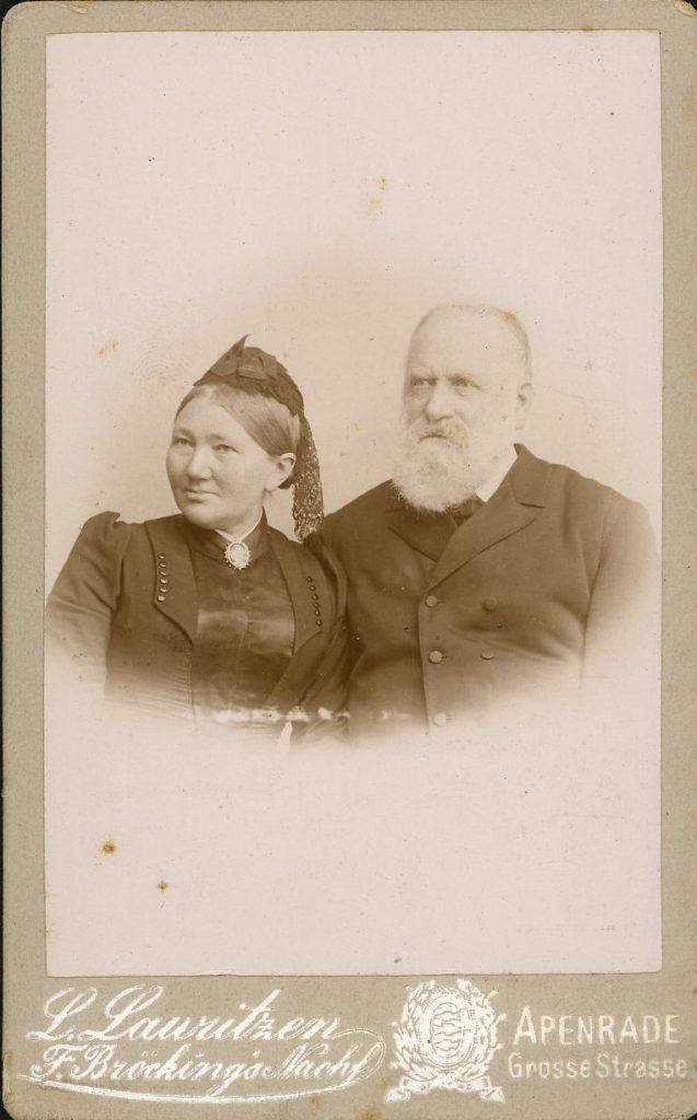 L. Lauritzen - Apenrade - F. Bröcking
