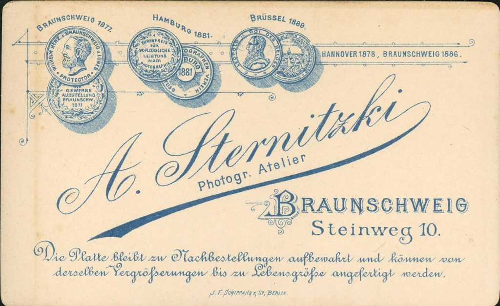 A. Sternitzki - Braunschweig