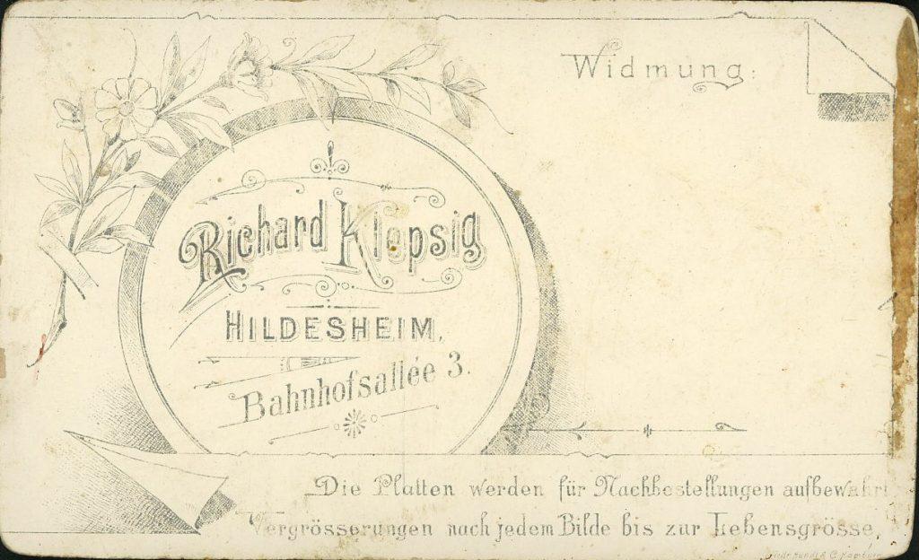 Richard Klepsig - Hildesheim