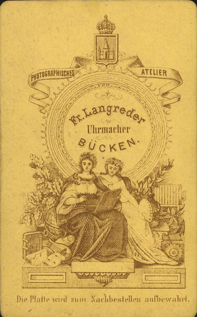 Fr. Langreder - Bücken