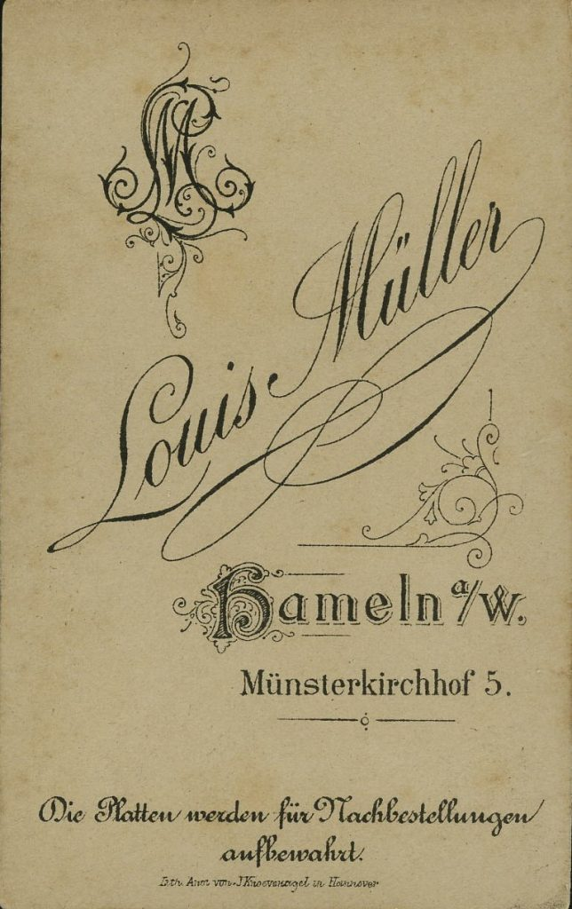 Louis Müller - Hameln