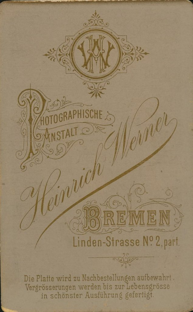 Heinrich Werner - Bremen