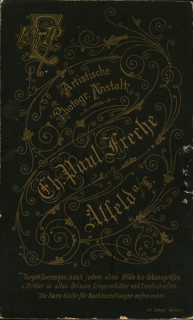 Ch. Paul Freche - Alfeld