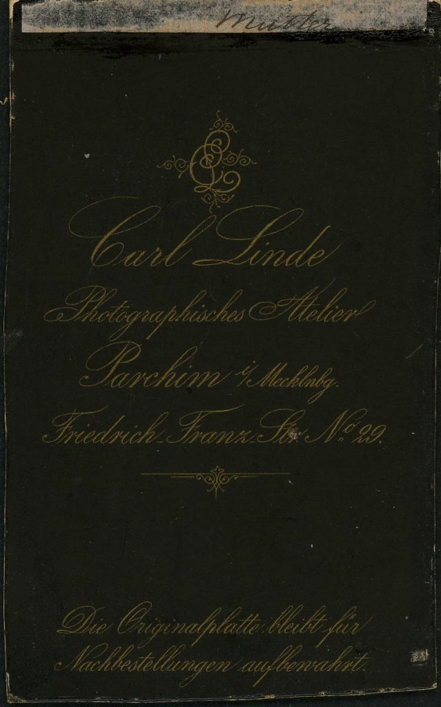 Carl Linde - Parchim